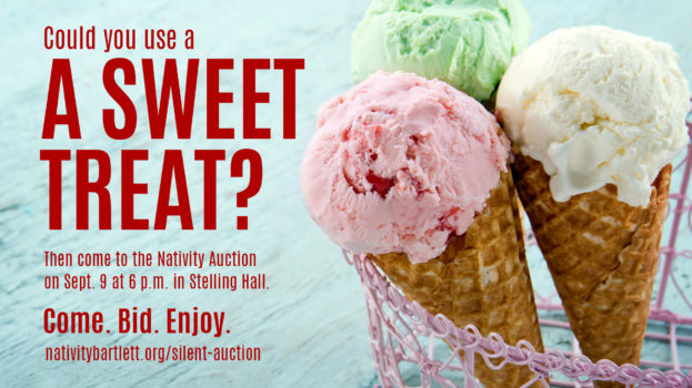 Auction slide 3 Sweet Treat