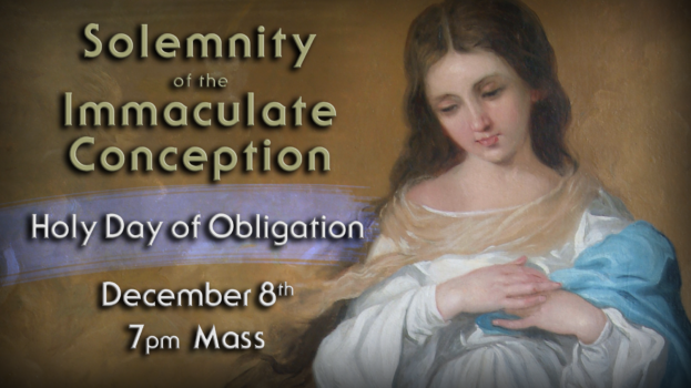 Solemnity_Immaculate Conception