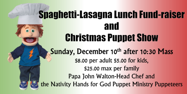 puppet lunch