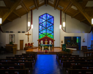 Church of the Nativity – God is love