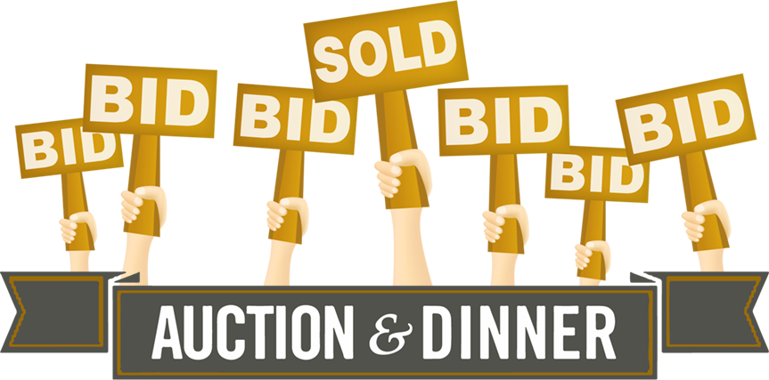 Auction Dinner September 19th